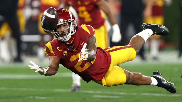 USC football safety Isaiah Pola-Mao
