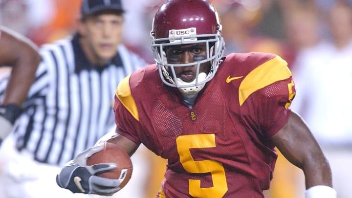 USC football's Reggie Bush