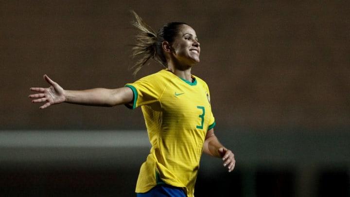 Erika Seleção Brasileira Corinthians Palmeiras Brasileirão Feminino