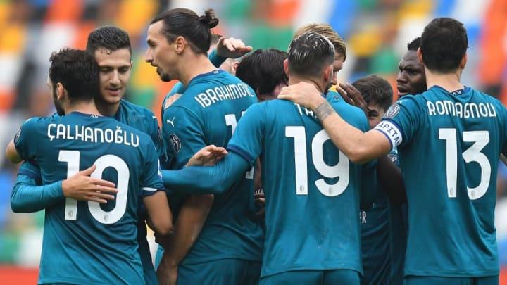 Milan hat eine vielversprechende Mannschaft