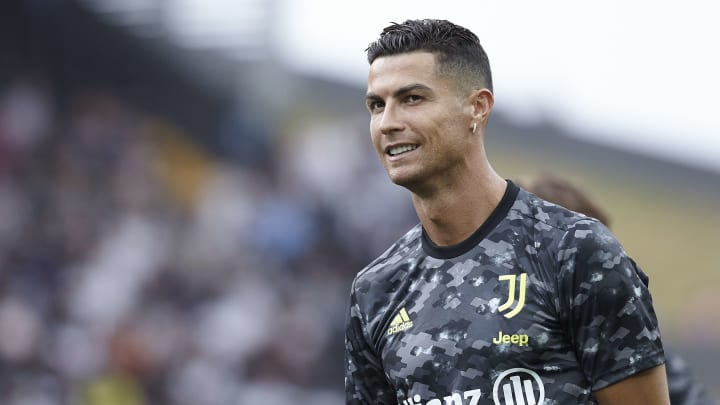 Ronaldo is nearing a move to Manchester City
