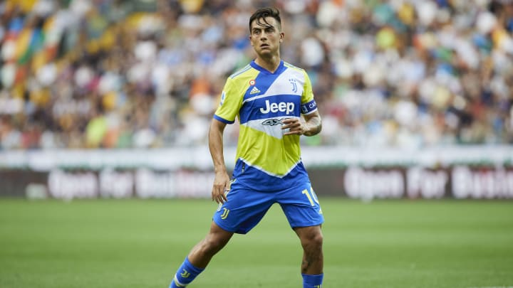 Paulo Dybala was excellent against Udinese