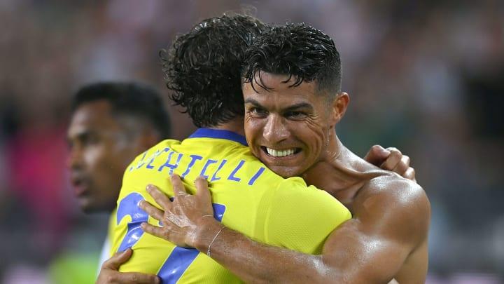 Cristiano Ronaldo has said his goodbyes to Juventus fans