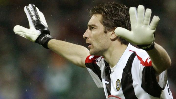 Udinese Calcio's goalkeeper Morgan De Sa