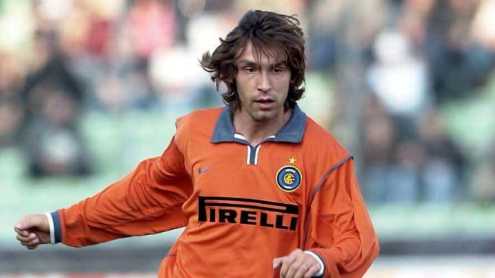 Andrea Pirlo menjadi salah satu pemain terbaik yang dilepas Inter.