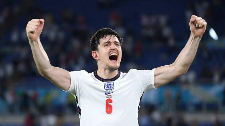 Harry Maguire has been speaking ahead of the Euro 2020 final