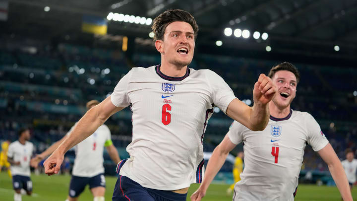 In Fußball-England kennt der Optimismus dank Harry Maguire und Co. keinen Halt mehr