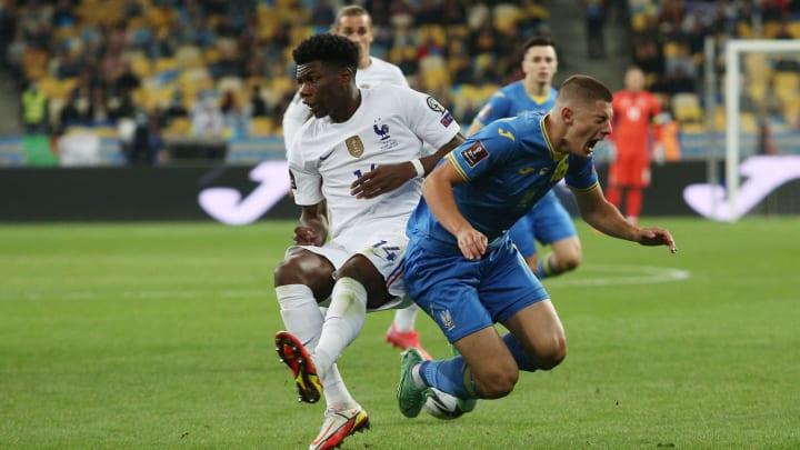 Ukraine v France - 2022 FIFA World Cup Qualification
