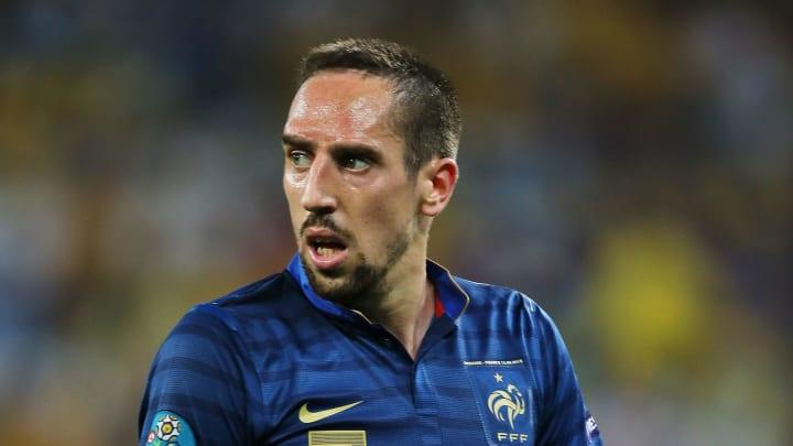 Franck Ribery était au sommet de son art en 2012.