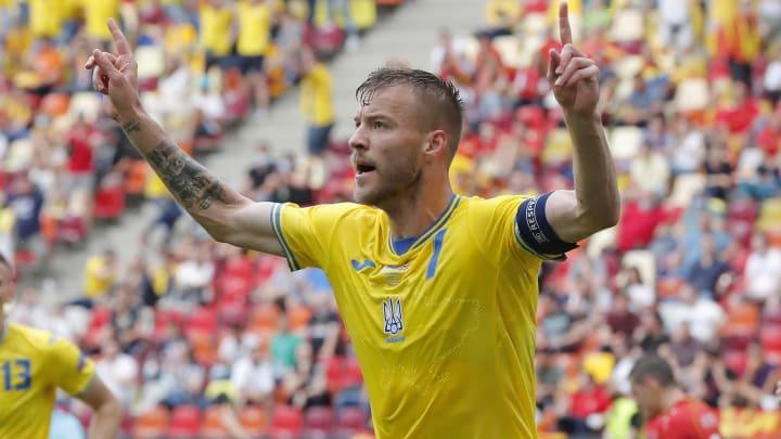 Ukraine predicted lineup vs Sweden - Euro 2020