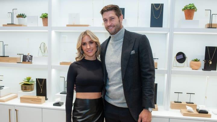 Kristen Cavallari and Jay Cutler, Uncommon James Store Opening