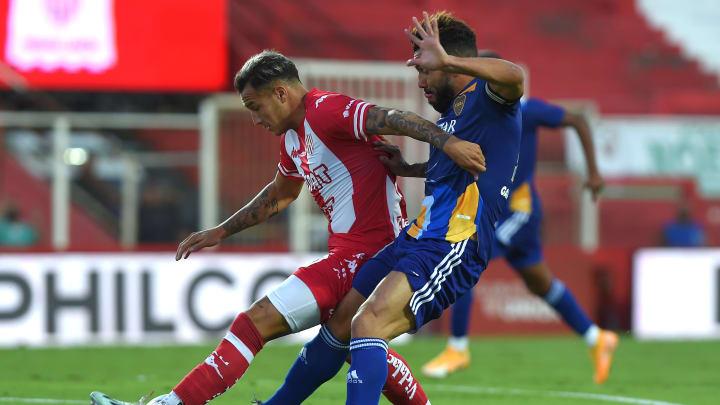 Los puntajes de los jugadores de Boca en la caída vs Unión