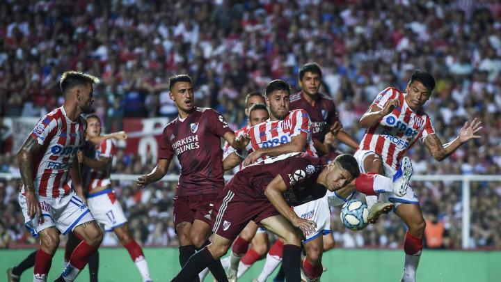 Union v River Plate - Superliga 2019/20 - River y Unión se volverán a ver las caras, esta vez en el Monumental.