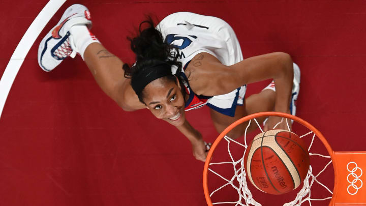 France vs USA Prediction, Odds, Betting Lines & Spread for Olympic Women's Basketball Game on FanDuel Sportsbook