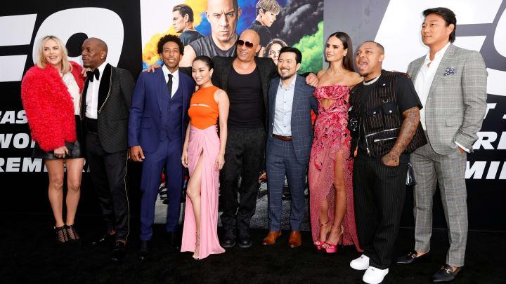 "Universal Pictures ""F9"" World Premiere - Arrivals"