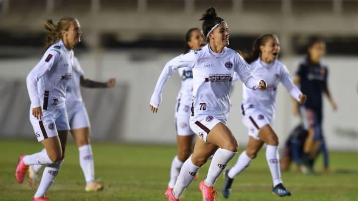 Sochor, Ferroviária, Libertadores Feminina