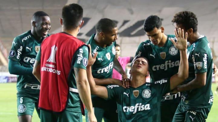 Renan Gustavo Scarpa Palmeiras Mirassol Libertadores Campeonato Paulista