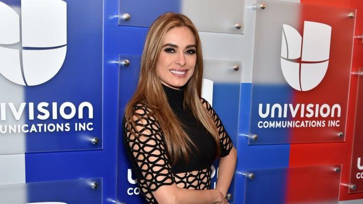 Galilea Montijo es una de las conductoras principales de México