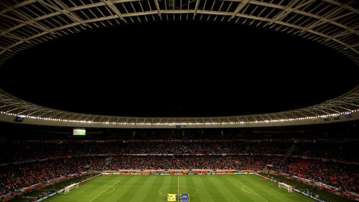 Traoré was previously playing his football at the Cape Town Stadium