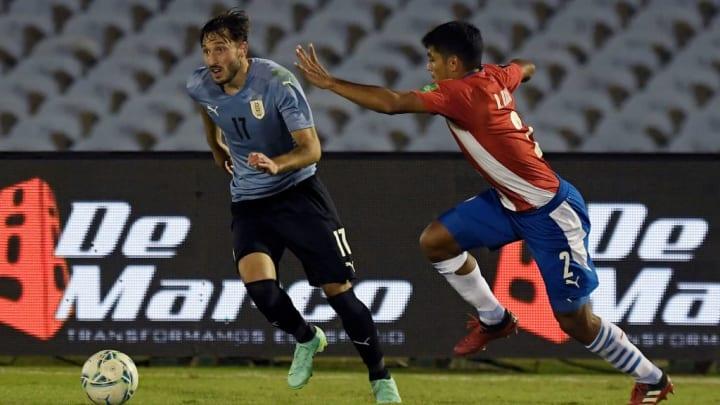 Robert Rojas, Matías Viña Copa América