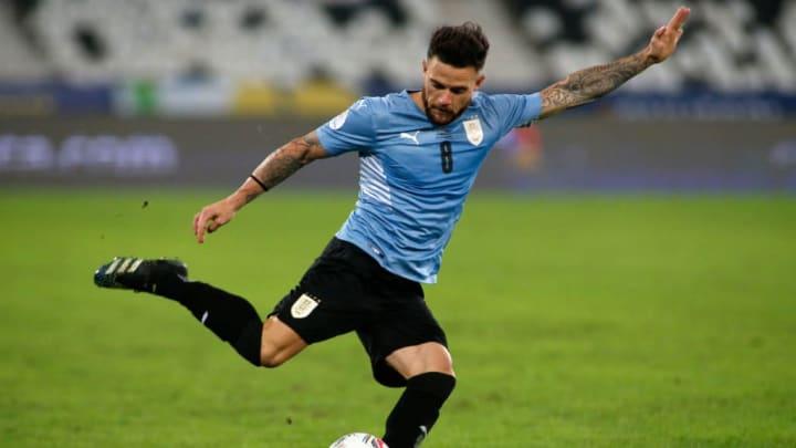 Nahitan Nandez Uruguai Copa América