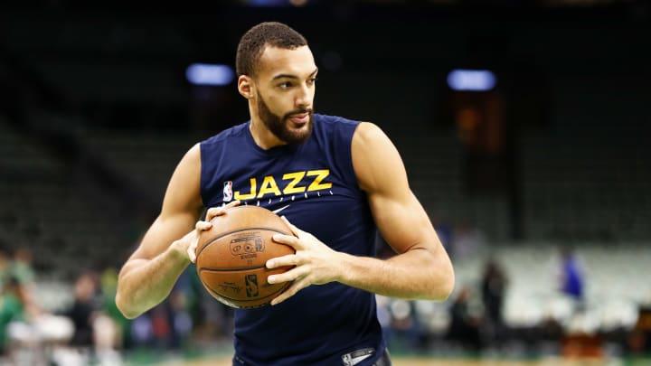 Utah Jazz center Rudy Gobert has tested positive for the coronavirus