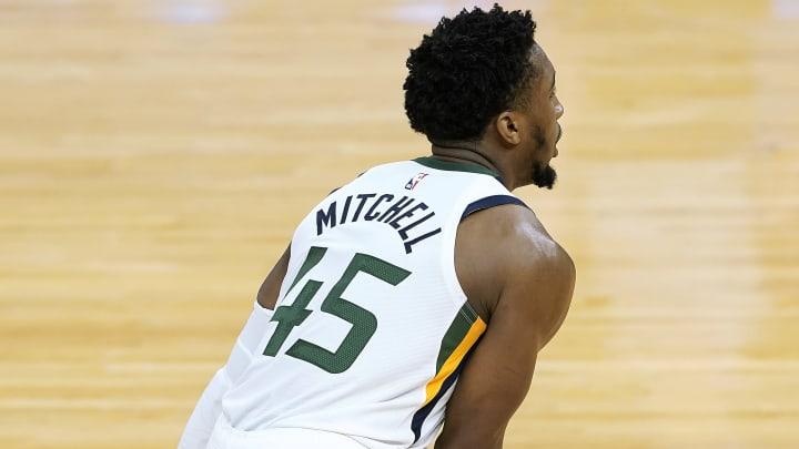 NBA FanDuel fantasy basketball picks & lineup tonight for 3/18/21, including Donovan Mitchell.