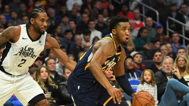 The Jazz are slight favorites to win their series with the Clippers.