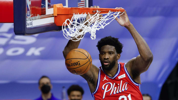 Joel Embiid Is Doing Something We Haven't Seen in Over Three Decades