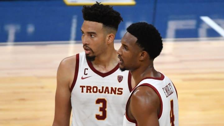 USC basketball.