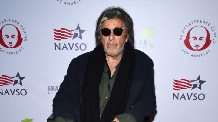 VIP Post Show Reception With Al Pacino Benefiting SCLA Veterans In Art And NAVSO