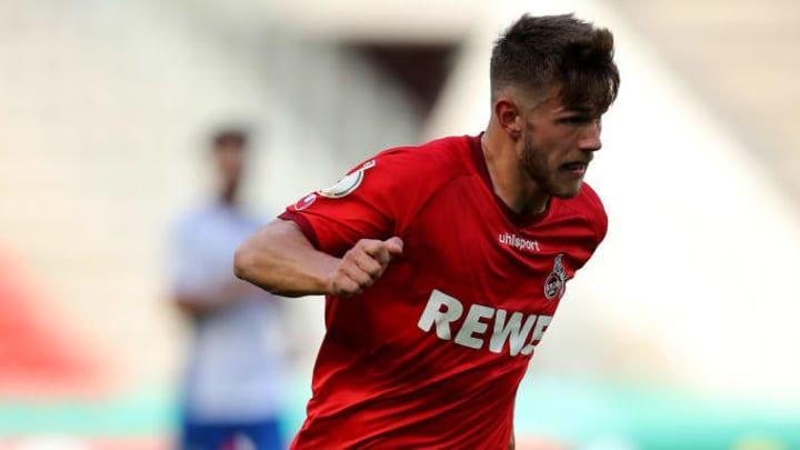 Thielmann wurde unerwartet zu einem der Fixpunkte in der Kölner Offensive