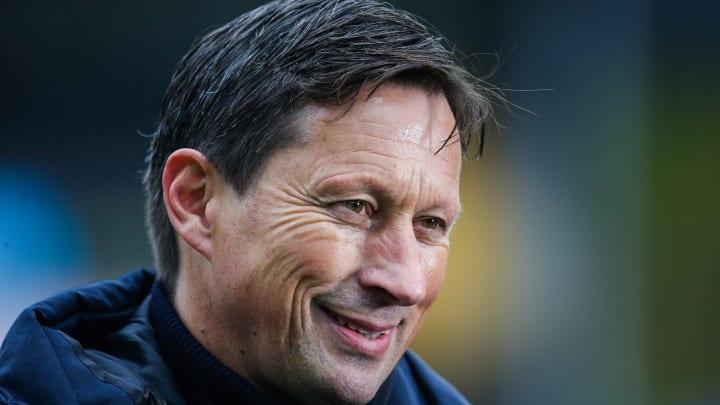 Voll und ganz zufrieden ist Roger Schmidt in Eindhoven nicht: Die Chance für Eintracht Frankfurt und die Hertha?