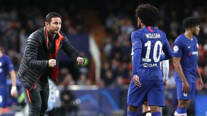Frank Lampard, Willian