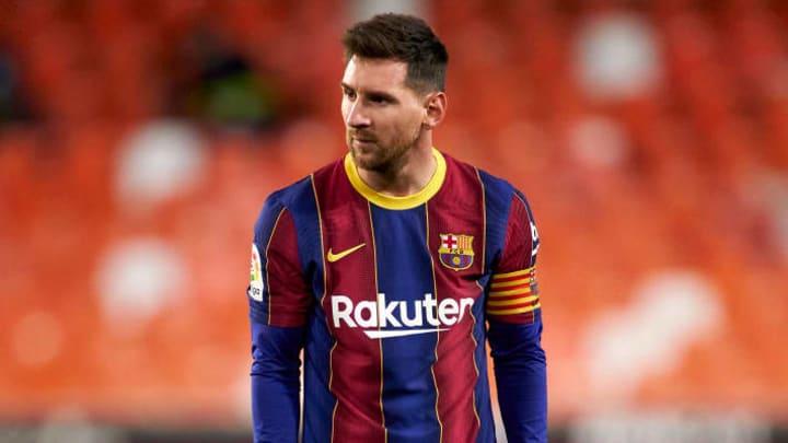 Messi de plus en plus proche de... Barcelone.