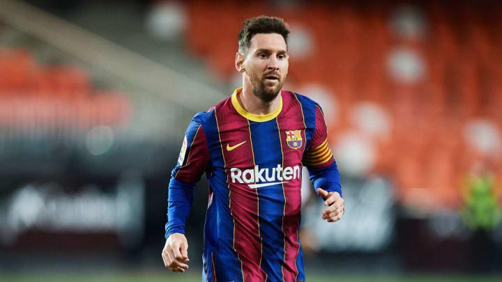 Lionel Messi PSG Barcelona Neymar Ligue 1