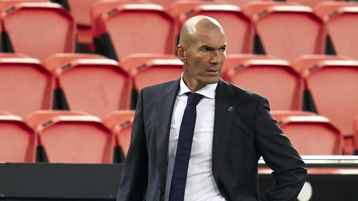 Zidane will be frustrated with the draw with Villarreal