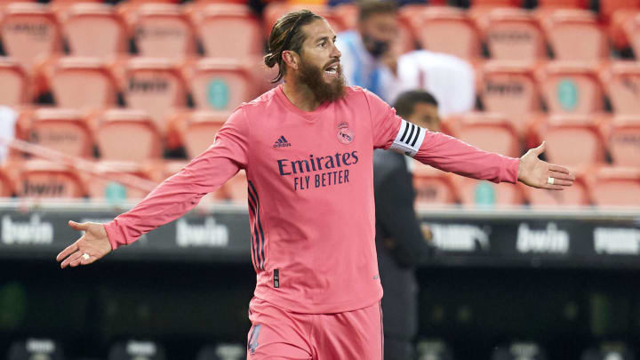 Sergio Ramos bereitet seine Mannschaft auf die entscheidenden Wochen vor