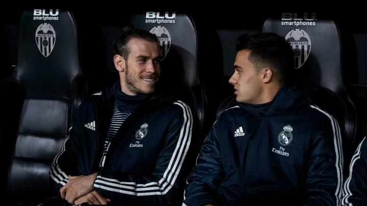 Gareth Bale, Sergio Reguilon