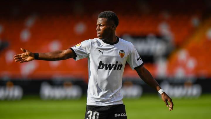 Yunus Musah, la nouvelle pépite du FC Valence, attise les convoitises.