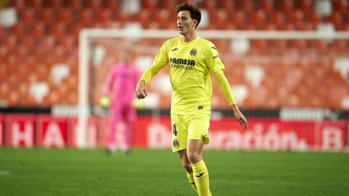 Kann sich offenbar eine Zukunft bei Manchester United vorstellen: Villarreals Pau Torres