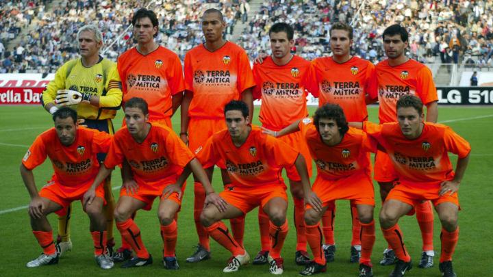 Valencia team group