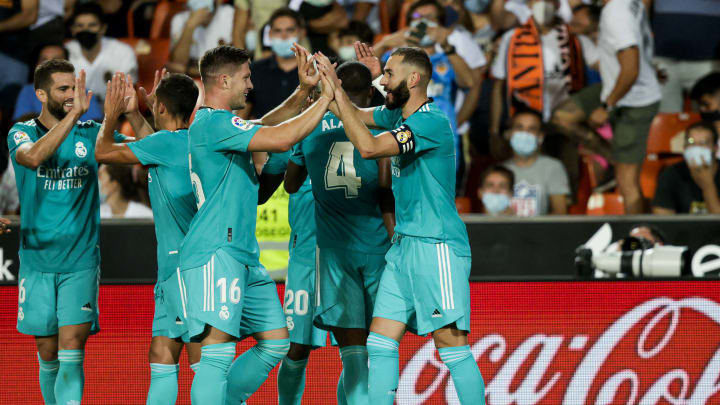 Real Madrid can go top of La Liga with a win