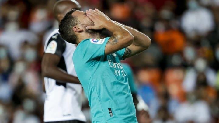 Eden Hazard hat bei Real stark abgebaut