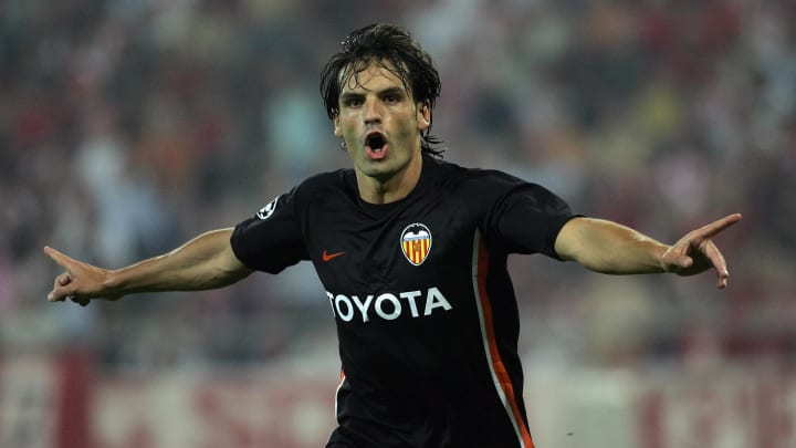 Fernando Morientes, Valencia