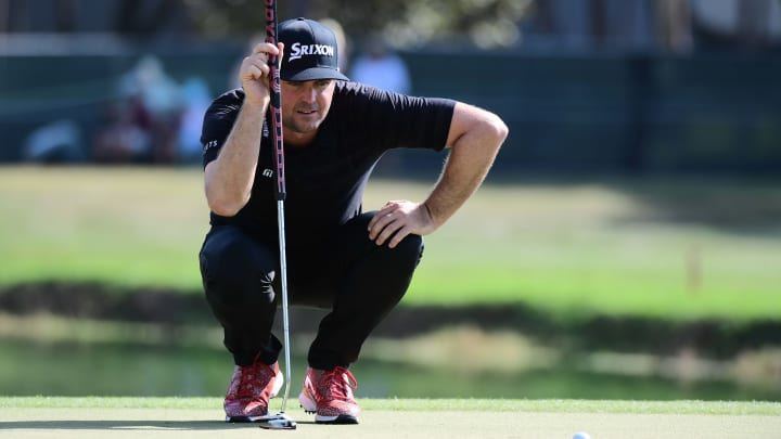 Check out three players to target for your dark horse picks at the 2021 PGA Championship including Conners, Niemann and Bradley