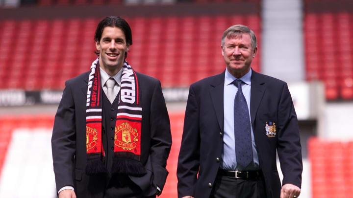 Van Nistelrooy signing