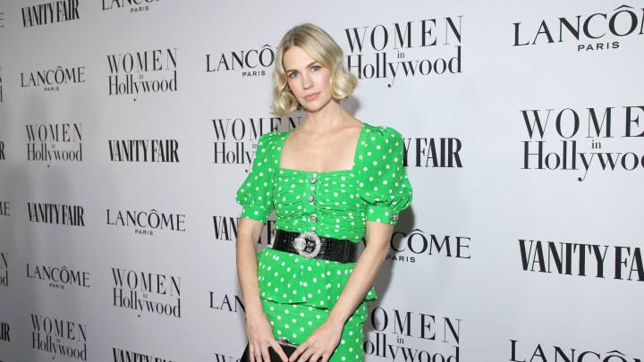 January Jones, Vanity Fair And Lancôme Toast Women In Hollywood In Los Angeles