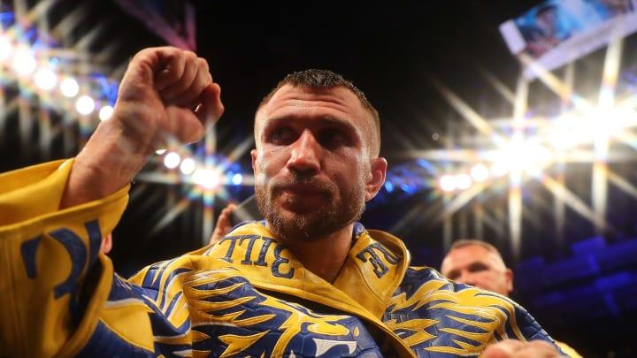 El boxeador ucraniano Vasyl Lomanchenko se enfrentará a Teófimo López el próximo 17 de octubre en EE.UU