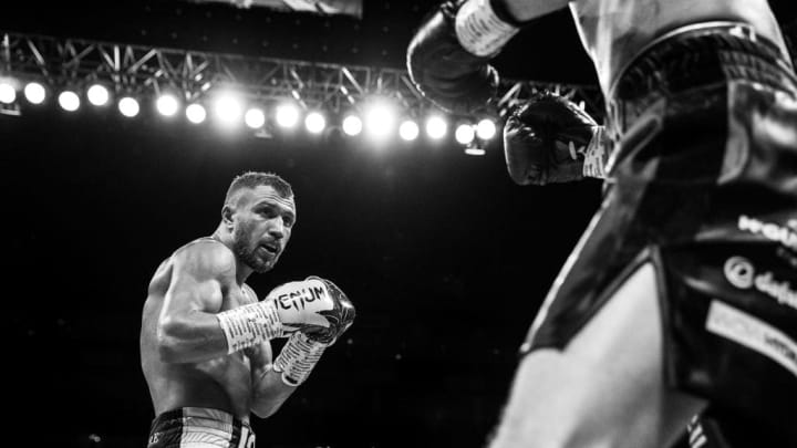 Ukraine's Vasiliy Lomachenko remains boxing's king at 135 pounds, but for how much longer?